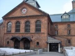 サッポロビール博物館入り口